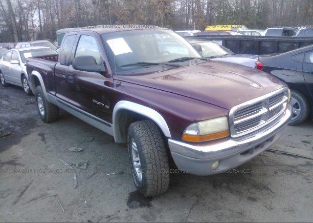 Inventory #515877248 2001 Dodge DAKOTA