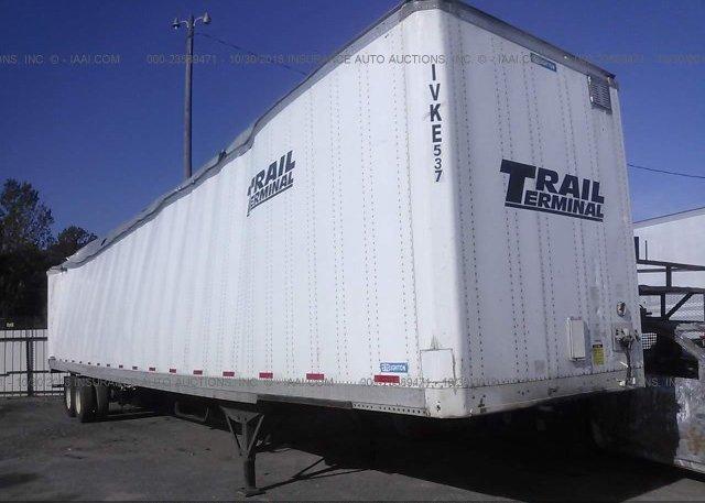 Inventory #220788201 2013 STOUGHTON TRAILERS INC VAN