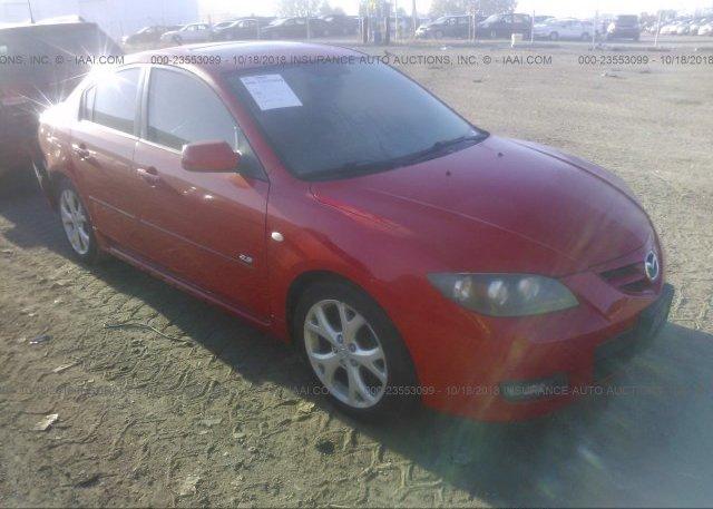 Inventory #304740930 2007 Mazda 3