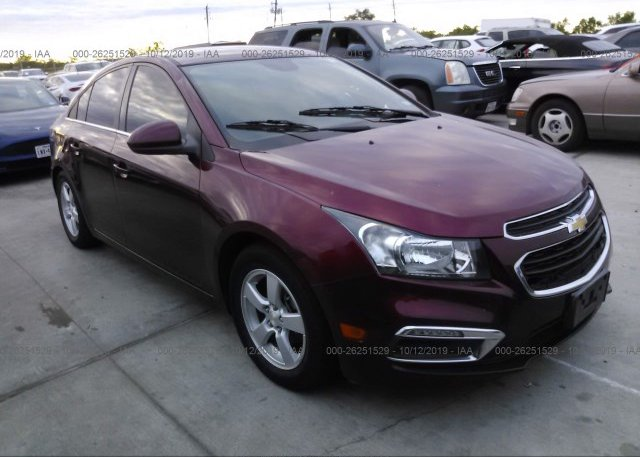 Inventory #120348015 2016 Chevrolet CRUZE LIMITED