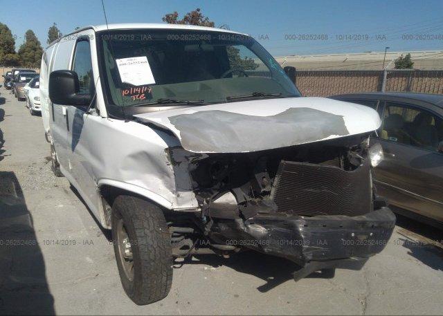 Inventory #146275209 2007 Chevrolet EXPRESS G1500