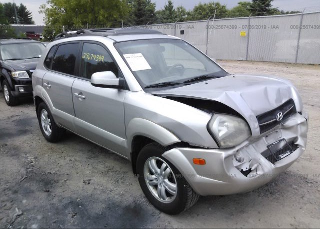 Inventory #313524199 2006 Hyundai TUCSON