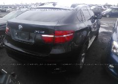2013 BMW X6 - 5UXFG2C59DL785405 rear view