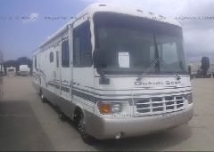 1999 FORD F550 - 3FCMF53S8XJA32360 Left View