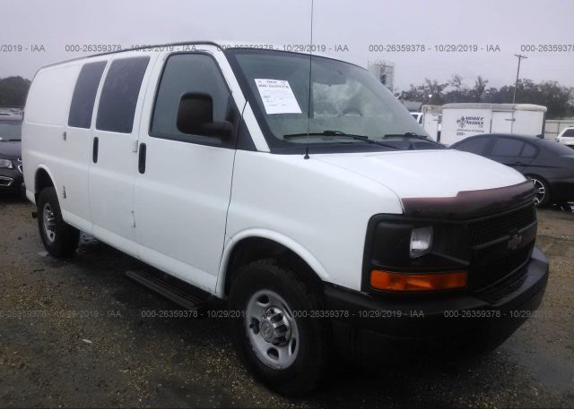 Inventory #400909886 2013 Chevrolet EXPRESS G2500