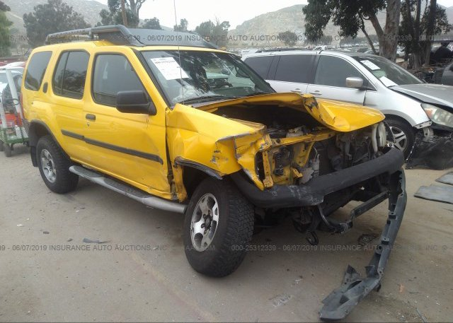 Inventory #842518945 2000 Nissan XTERRA
