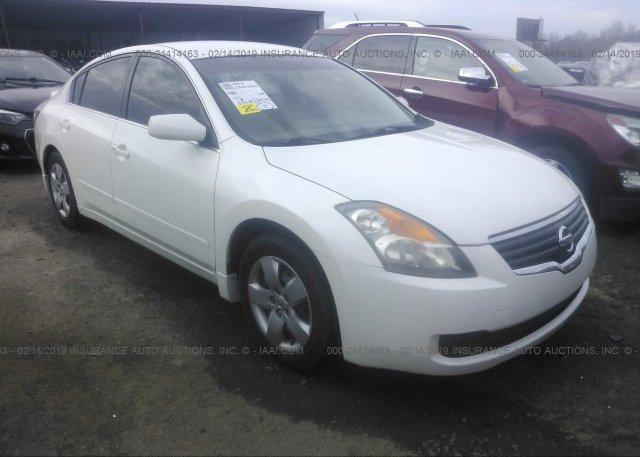 Inventory #581154298 2008 Nissan ALTIMA