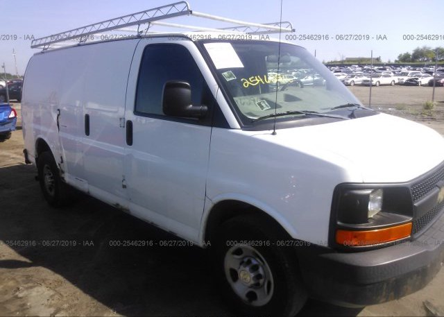 Inventory #957732656 2007 Chevrolet EXPRESS G2500