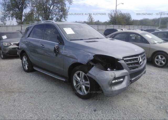 Inventory #256406562 2015 MERCEDES-BENZ ML