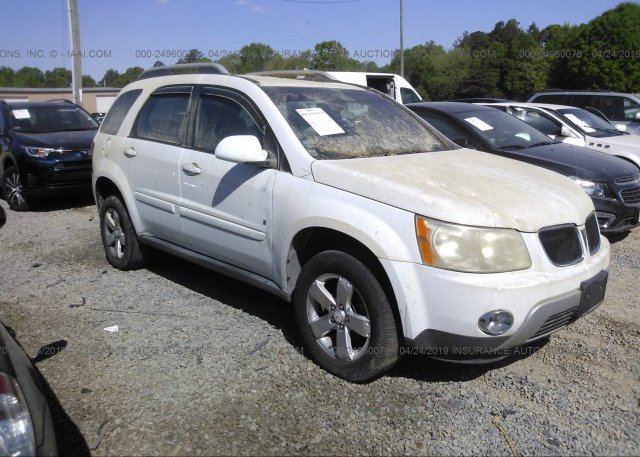 Inventory #538926320 2007 Pontiac TORRENT