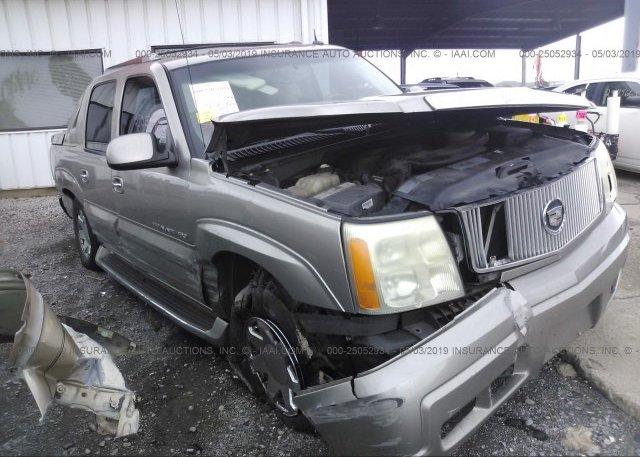 Inventory #720491846 2003 Cadillac ESCALADE