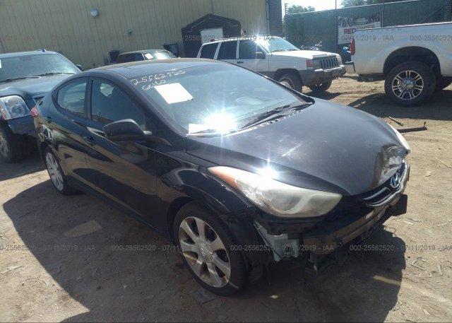 Inventory #188283068 2011 Hyundai ELANTRA