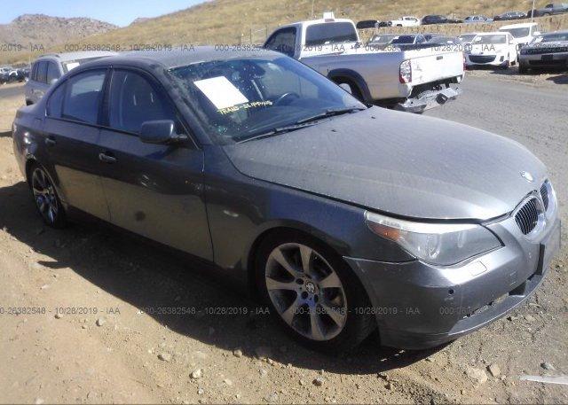Inventory #881953264 2006 BMW 550