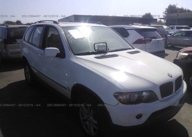 Inventory #689915381 2006 BMW X5