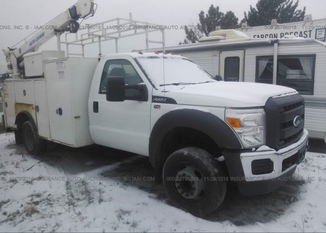 Inventory #917665379 2012 FORD F550