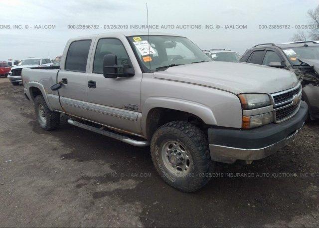 Inventory #106211400 2007 Chevrolet SILVERADO