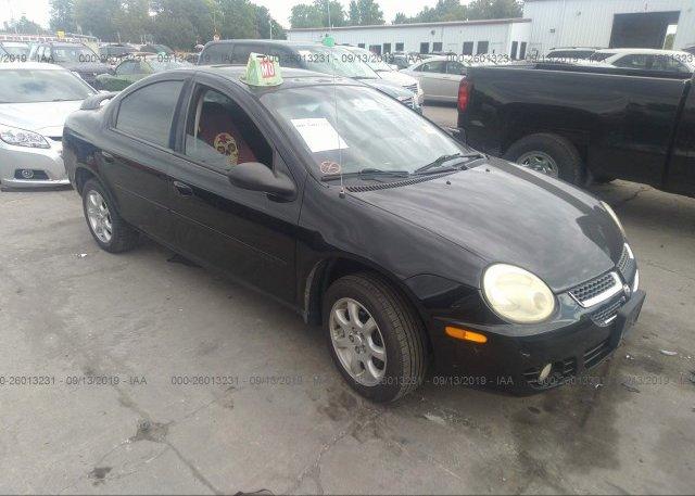 Inventory #230362934 2004 Dodge NEON