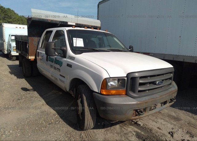 Inventory #597053655 1999 FORD F350