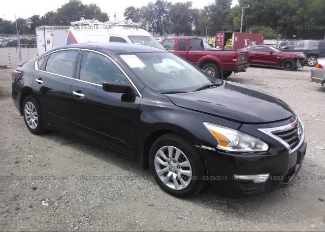 Inventory #398541485 2015 Nissan ALTIMA