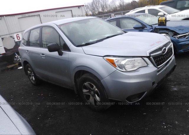 Inventory #684156816 2014 Subaru FORESTER