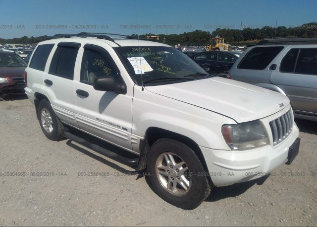 Inventory #197858631 2004 JEEP GRAND CHEROKEE