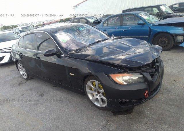 Inventory #703067109 2007 BMW 335