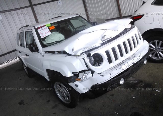 Inventory #326840026 2015 JEEP PATRIOT