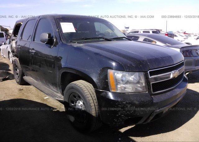 Inventory #504754885 2012 Chevrolet TAHOE