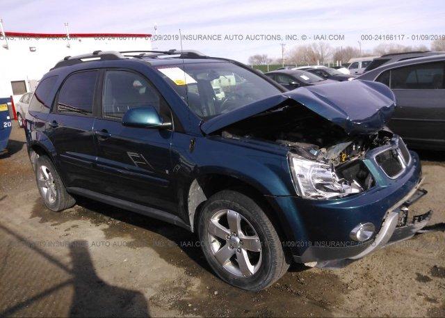 Inventory #900054532 2006 Pontiac TORRENT