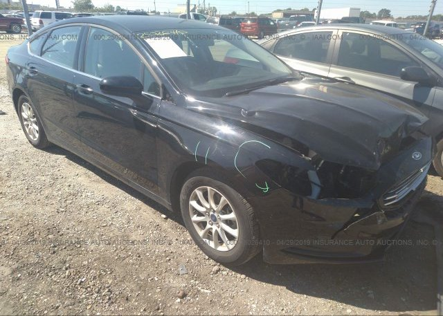 Inventory #937058291 2017 FORD FUSION