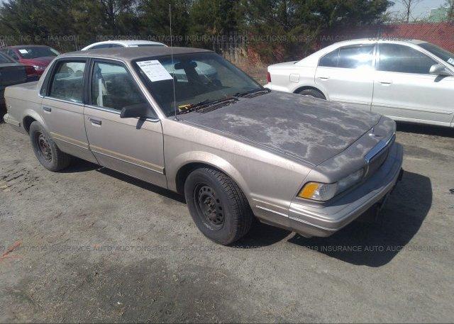 Inventory #704501388 1996 Buick CENTURY