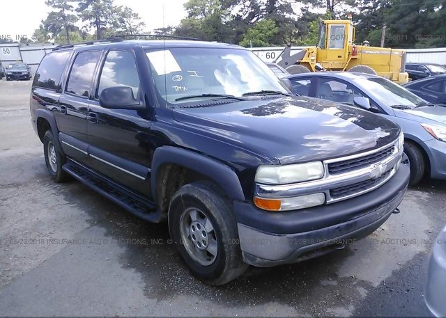 Inventory #487255218 2002 Chevrolet SUBURBAN