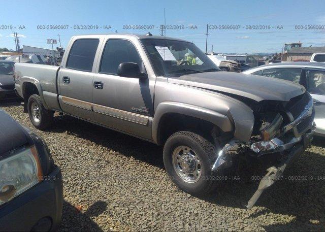 Inventory #237327530 2003 Chevrolet SILVERADO