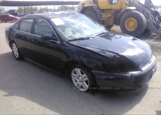 Inventory #845134343 2014 Chevrolet IMPALA LIMITED
