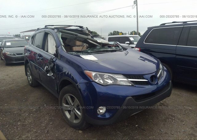 Inventory #969171344 2015 Toyota RAV4