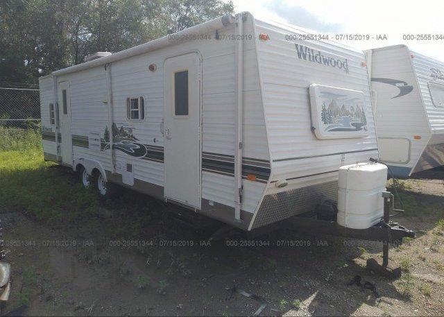 2004 FOREST RIVER WILDWOOD - 4X4TWDB264B043084