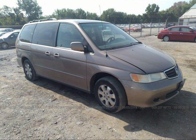 Inventory #805329639 2003 Honda ODYSSEY