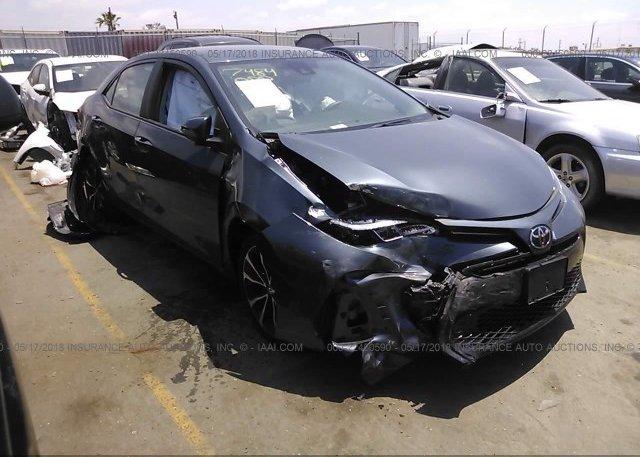 Inventory #275435375 2017 Toyota COROLLA