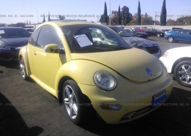 Inventory #475551923 2005 Volkswagen NEW BEETLE