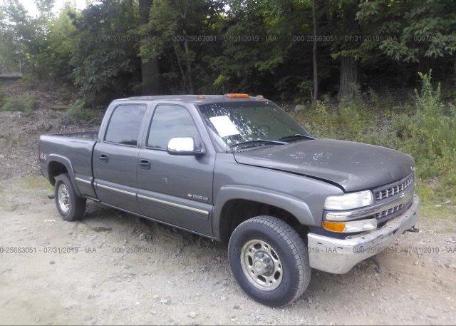 Inventory #463348186 2002 Chevrolet SILVERADO