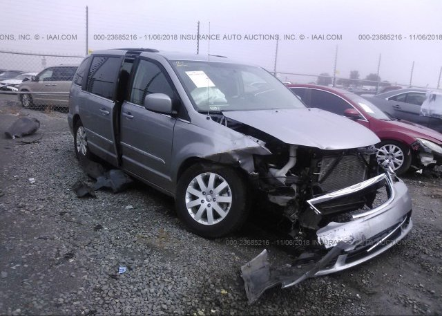 Inventory #525548550 2016 Chrysler TOWN & COUNTRY