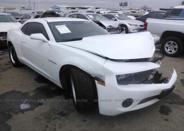 Inventory #932014106 2013 Chevrolet CAMARO