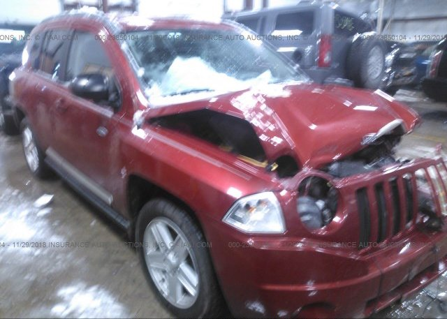Inventory #838166899 2010 JEEP COMPASS