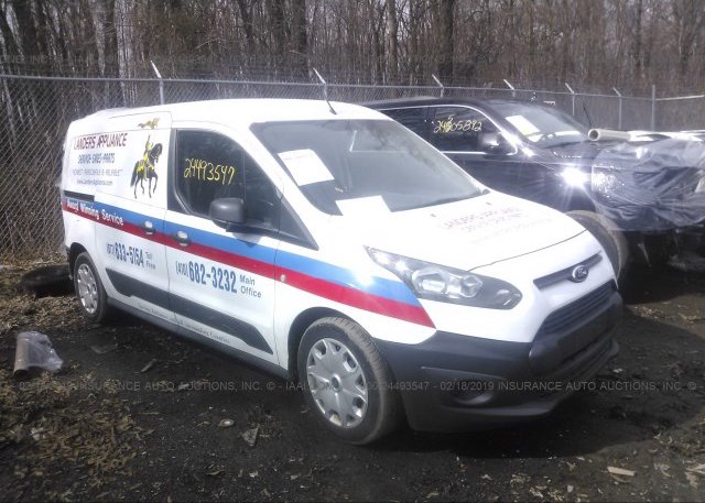 Inventory #621145266 2015 FORD TRANSIT CONNECT