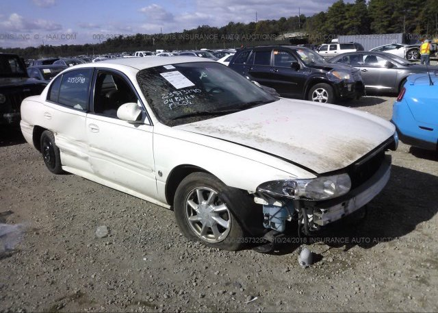 Inventory #418028985 2004 Buick LESABRE