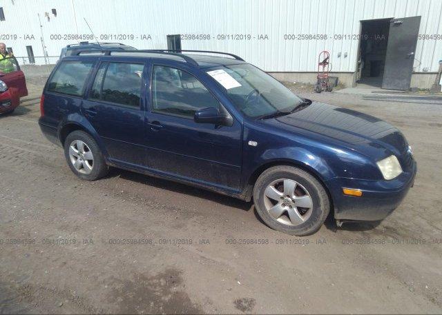 Inventory #272703707 2003 Volkswagen JETTA