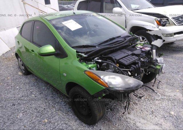 Inventory #672970196 2011 Mazda MAZDA2