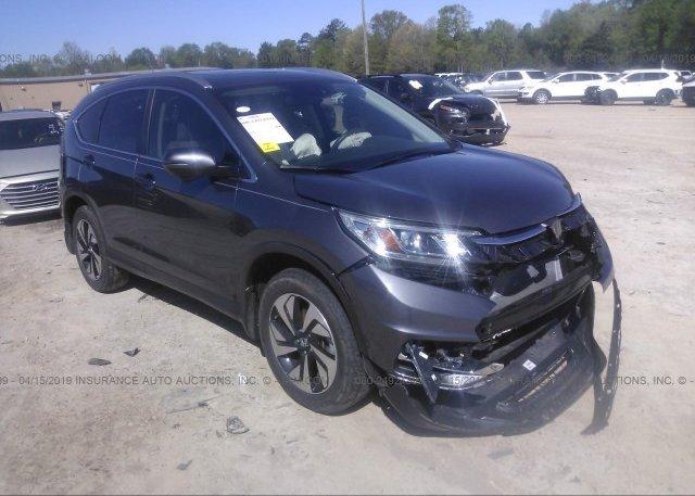 Inventory #896925380 2015 Honda CR-V