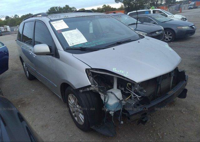 Inventory #711352799 2008 Toyota SIENNA