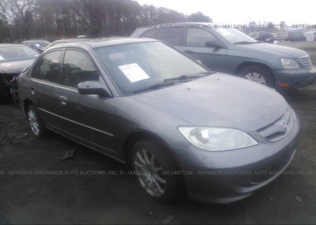 Inventory #387088260 2004 Honda CIVIC